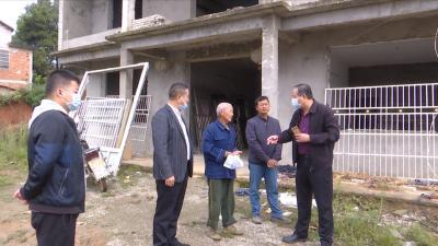 视频丨彭思镇:完成征迁协议签订