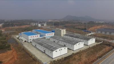视频丨李时珍医药工业园区:强化要素保障  力促项目投产达效