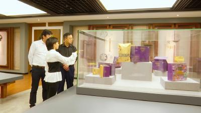 视频丨福御医蕲艾系列产品入驻李时珍纪念馆