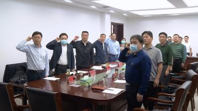 """视频丨詹才红参加""""支部主题党日""""活动"""