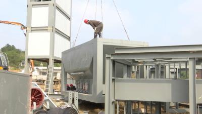 视频丨蕲州镇:优化营商环境 服务项目建设