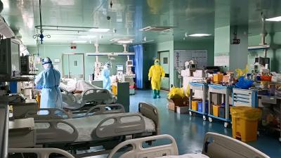 视频丨众志成城抗疫情  科学救治生命至上