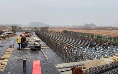 黄梅:高铁大道建设快速推进预计2021年年底前通车