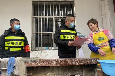 【快讯】黄梅:防范一氧化碳中毒 筑牢安全防护屏障