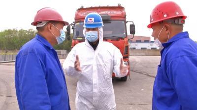 孝昌 | 陈保清:为重疫区运送物资,我是党员,我要冲在最前线!