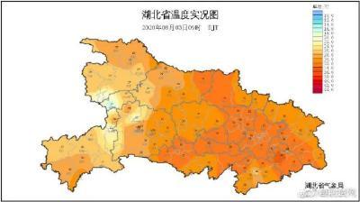 热热热+雨雨雨,孝昌本周天气要暴走…还有这些需要注意