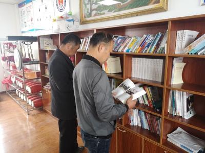"""孝昌:农家书屋成为红色""""充电站"""""""