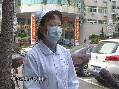 云梦|县中医院开始接诊普通病患