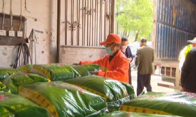 云梦 | 云梦:爱心企业向环卫工人赠送400袋大米