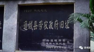 """通城县纪念""""八二O""""暴动90周年暨湘鄂赣苏区论坛筹备工作全面启动"""
