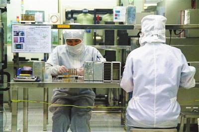 通城打造华中电子信息产业基地 目前拥有24家规模以上企业