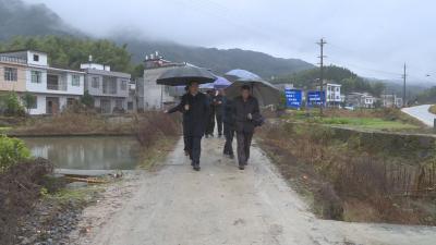 刘明灯:将饮用水源保护地建成农村治理示范工程