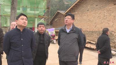 熊亚平调研精准扶贫和乡村振兴工作