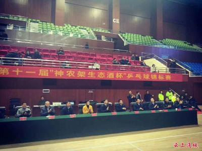 好消息!我县选手在市第十一届乒乓球锦标赛上获多项荣誉