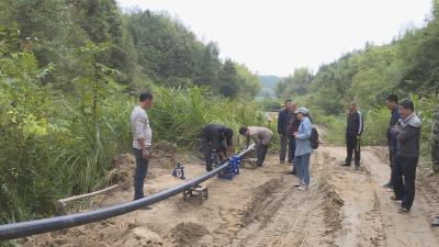 【不忘初心、牢记使命】县水利和湖泊局:心系群众   解决农民饮水困难