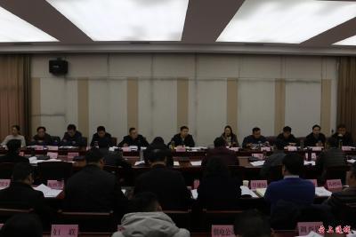 2019年第27次县政府常务会召开