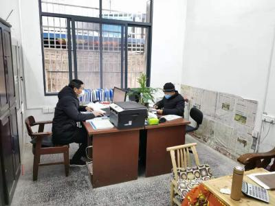 通城县财政局:加快防疫资金拨付, 做好后勤保障