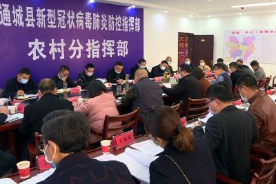 通城启动2020-2022乡村振兴战略规划编制工作