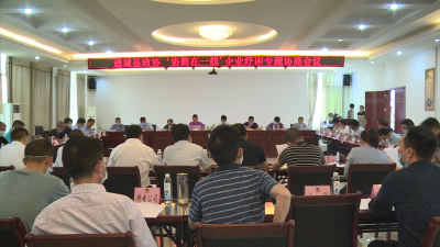 """通城县政协开展""""协商在一线""""活动 为企业纾困解难"""