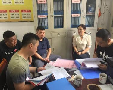 咸宁市安全生产委员会来通城督查安全生产