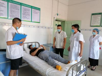 """石南卫生院:优质服务,打通群众就医的""""最后一公里"""""""