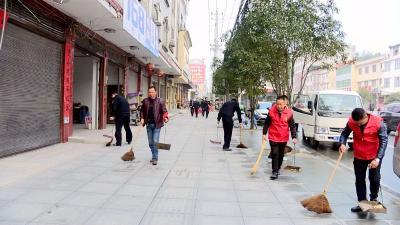 【创卫专栏】通城:4000余名党员干部下沉网格  助力文明卫生城市创建