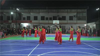 """【欢庆重阳】隽水镇下阔村:广场舞""""大联串""""庆重阳"""