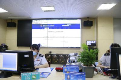 通城县税务局:数据精准优服务 加强残保金征收管理工作