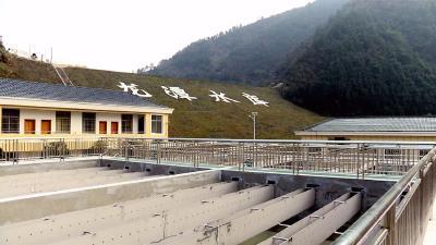 通城:龙潭水厂试运行  惠及10万群众供水保障