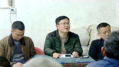 """四庄乡:屋场会里""""心连心"""" 共话乡村大发展"""