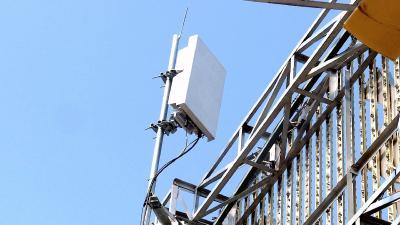 通城县2020年超额完成5G基站建设任务