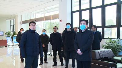 杨修伟率队到赤壁市考察学习