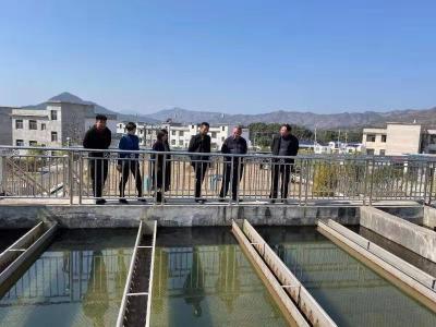 通城县水利和湖泊局:加强风险防控 保障农村春节期间饮水安全