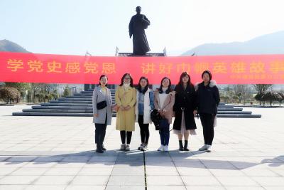 """通城县委办公室组织开展""""三八""""妇女节活动"""