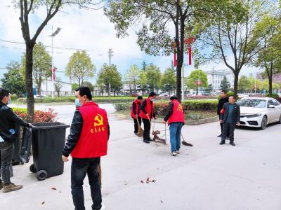 通城:强化工作督查 推进城市精细化管理
