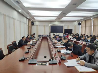 通城:高质高效办理建议提案 助推经济社会高质量发展