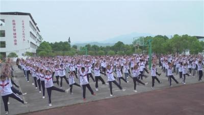 北港中学举行家长开放日活动