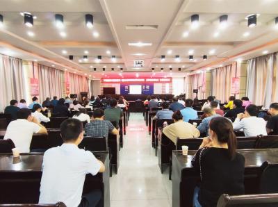 通城县市场监管局:开展法律法规培训 提高医疗器械质量管理水平