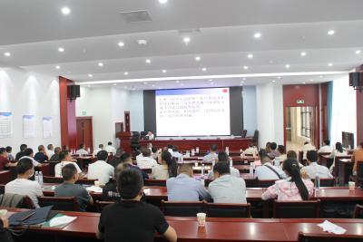 通城县应急管理局:强化企业专业培训 筑牢企业安全防线