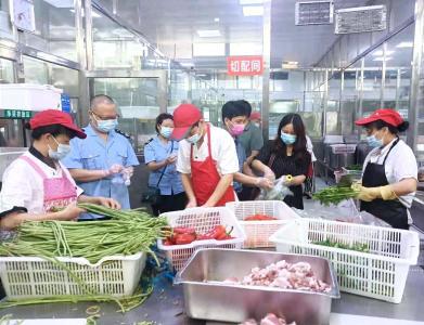 通城县市场监管局:强化驻点监督 全力护航高考食品安全