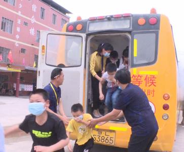 马港镇:学生安全无小事 应急演练进校园