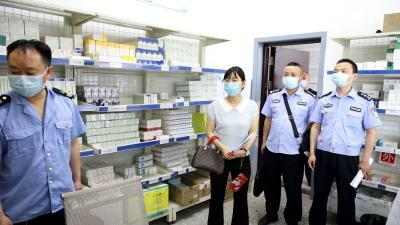 通城县开展麻醉精神药品违法犯罪活动专项整治督查