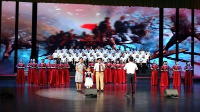 庆祝中国共产党成立100周年综合口红歌会举行