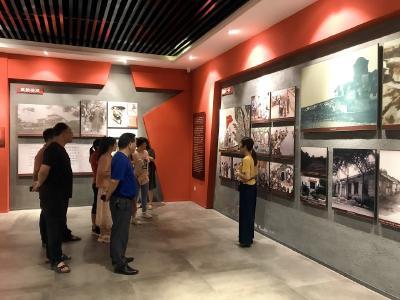 中国民主促进会咸宁市总支部到通城县开展红色教育学习及乡村振兴专题调研