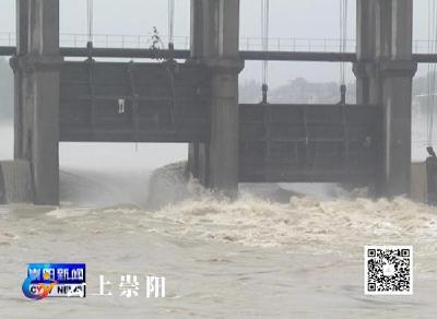 我县迎来梅雨季首场强降水