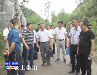 省林业厅专家组到柃蜜小镇考察指导工作