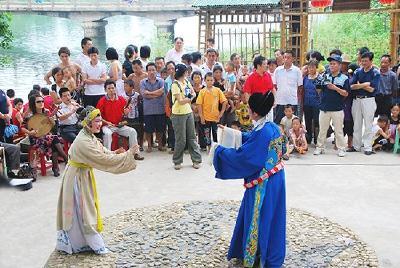 戏迷们!崇阳县第十一届提琴戏剧节来啦!