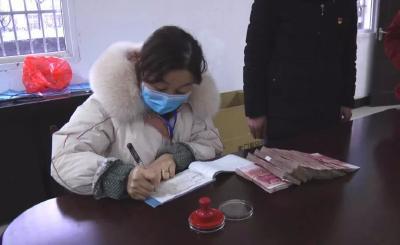 崇阳:农村姐妹 心系抗疫