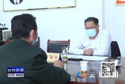 郑俊华接访:真心听民声 用心解民忧