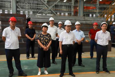刚刚 咸宁市拉练检查团检查崇阳县上半年项目建设情况